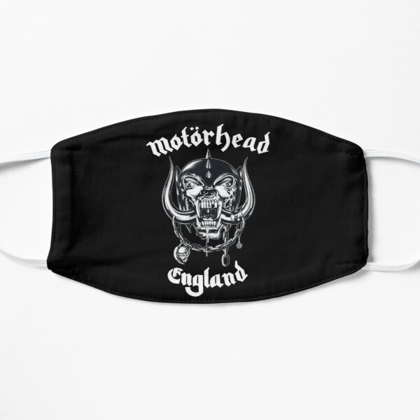 Lemmy head Flat Mask