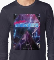Electronic Rumors: Triangles Long Sleeve T-Shirt