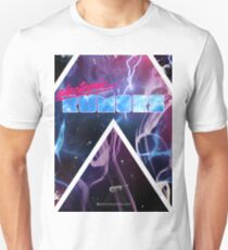 Electronic Rumors: Triangles Unisex T-Shirt