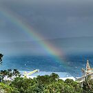 An Albany Rainbow by Eve Parry