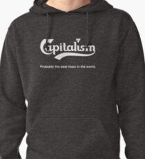 Capitalism Pullover Hoodie