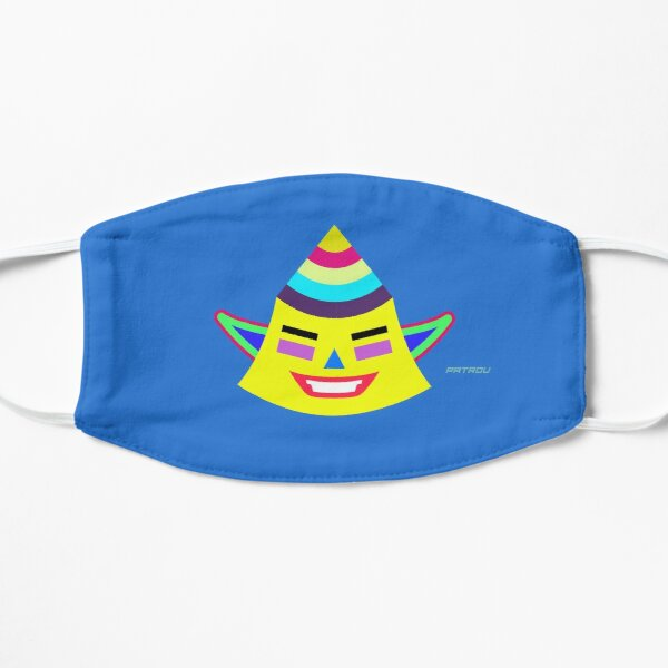 Imp Blue Mask