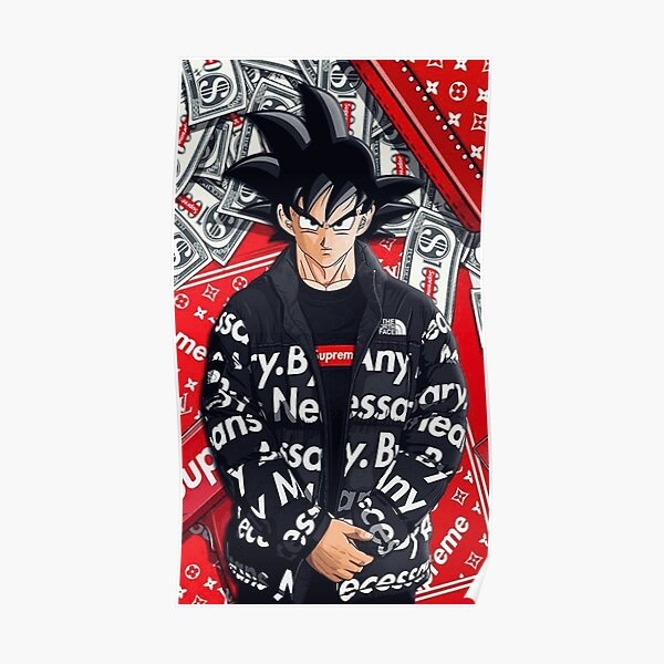 Goku $ Poster