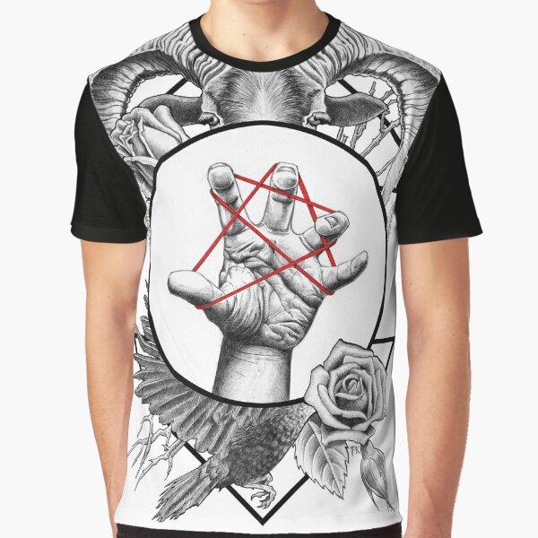 CASTING - B/W Graphic T-Shirt