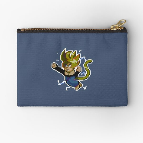 Manyland BattePhil by Dion Zipper Pouch