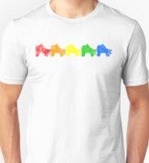 rainbow skates T-Shirt