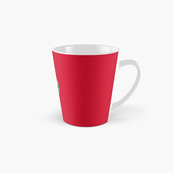 Greetings From Krampus - Coffee Cup Design with the Christmas Devil  Tall Mug