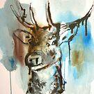 Fallow Deer by James Kearns