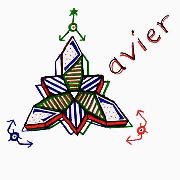 Xavier's Vessel  by illPlanet