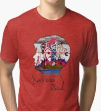 Xavier's Mind Tri-blend T-Shirt