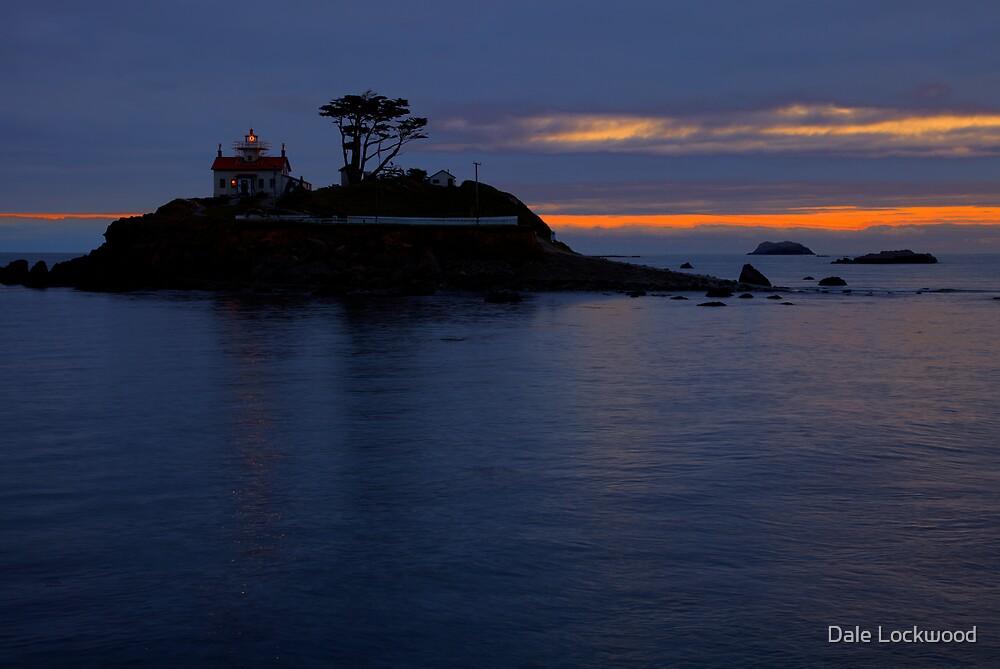 Battery Point Sundown by Dale Lockwood