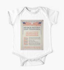Headquarters food conservation Selection preparation preservation 002 Kids Clothes