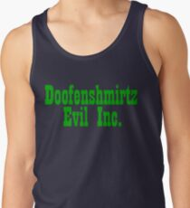 Doofenshmirtz Evil Inc. - GREEN Tank Top