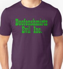 Doofenshmirtz Evil Inc. - GREEN T-Shirt