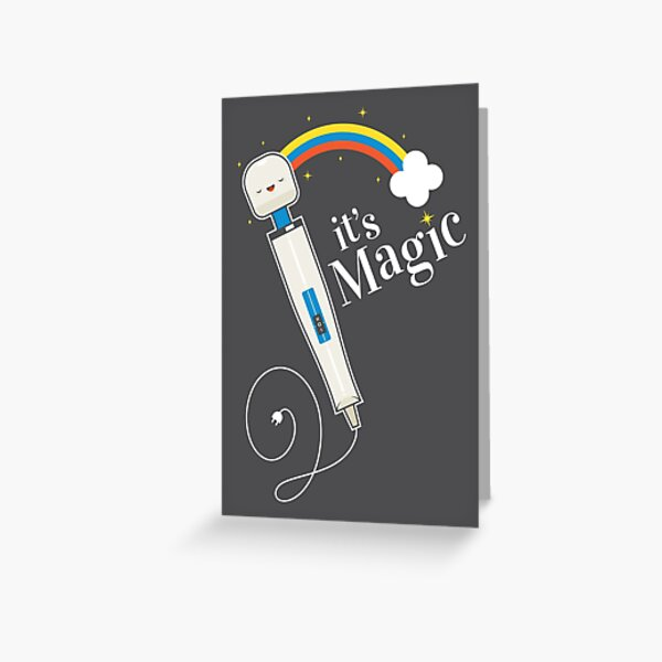It's Magic! Greeting Card