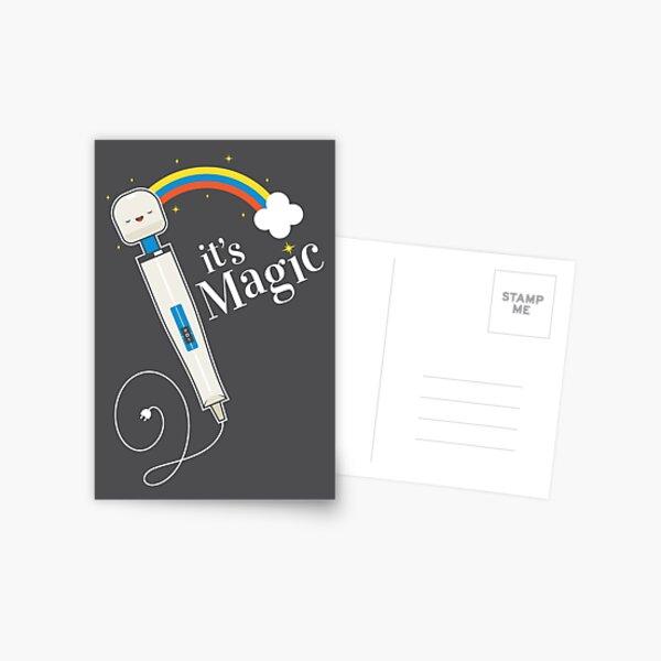 It's Magic! Postcard
