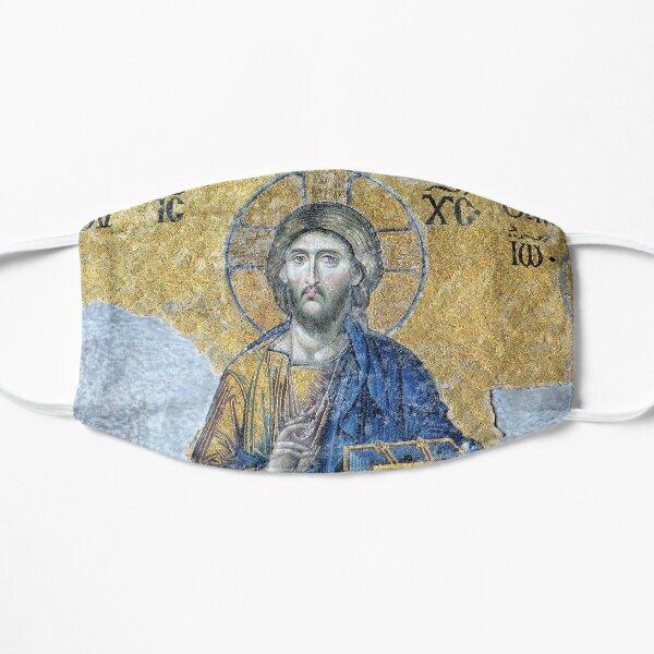 Jesus Pantocrator, Hagia Sophia Flat Mask