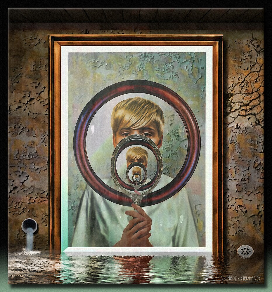 Mirror Mirror by Richard  Gerhard