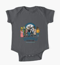 GTAS: Six Seasons and a Movie Edition One Piece - Short Sleeve