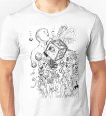 A Natural Unatural Mind Unisex T-Shirt
