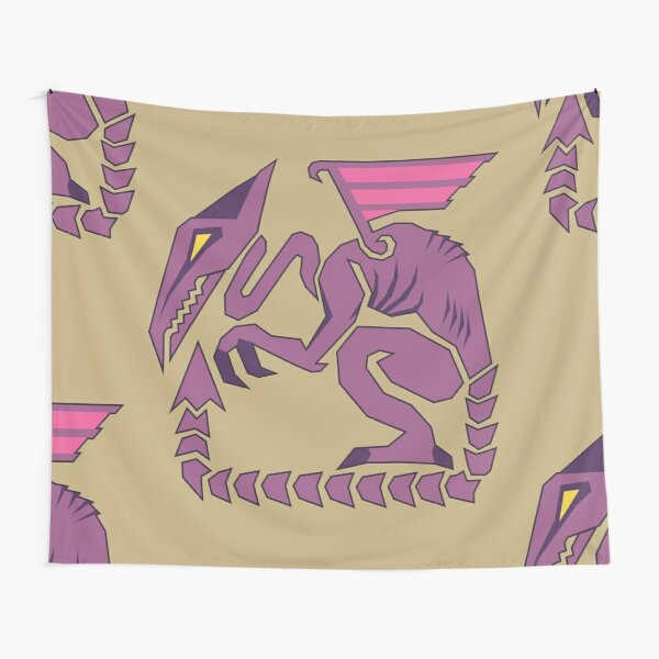 Metroid Hunter Series: Ridley Tapestry