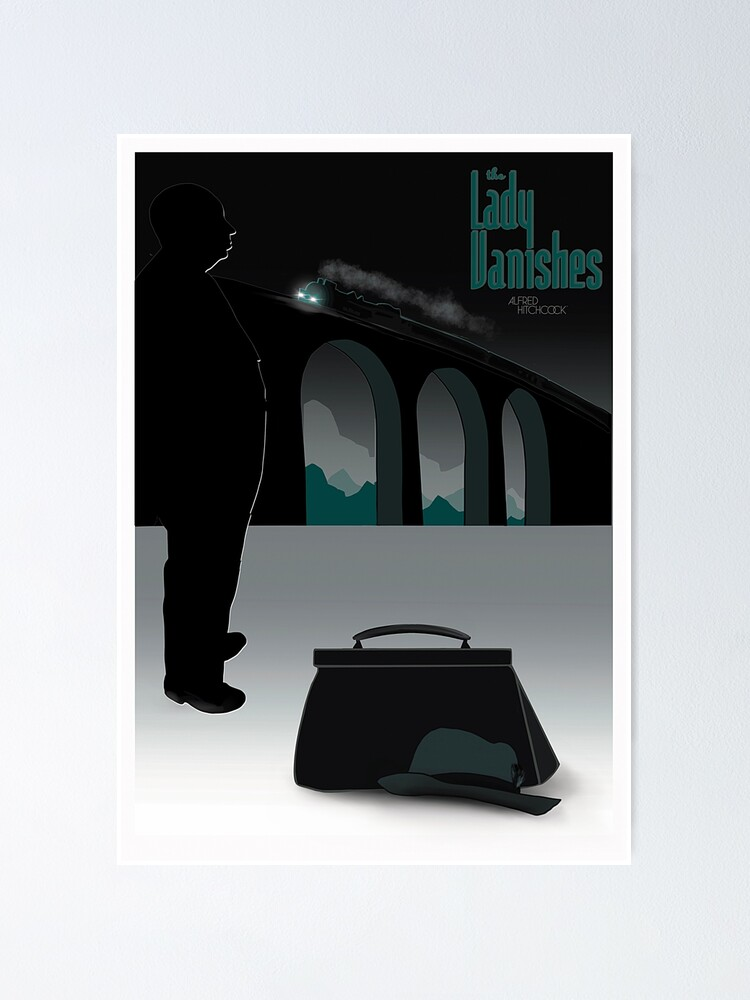Alternate view of The Lady Vanishes Poster