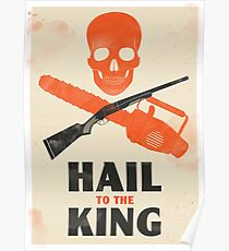 Hail to the King Poster