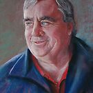 Portrait of Ken by Lynda Robinson