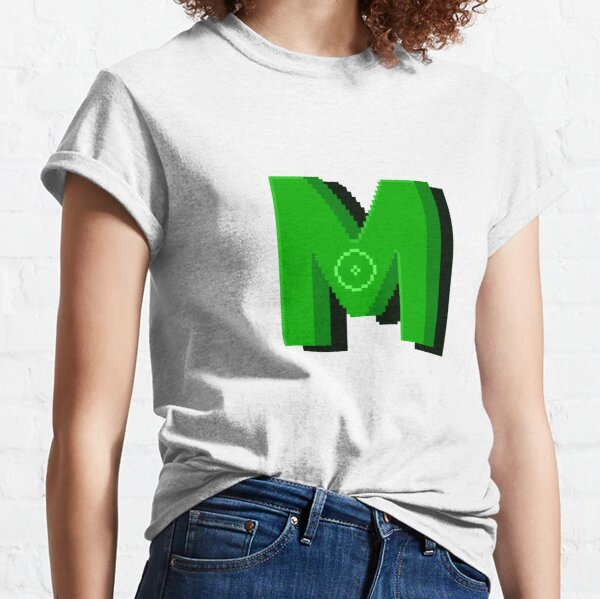 Manyland M by Light Toby Classic T-Shirt