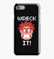 Wreck It! iPhone Case/Skin