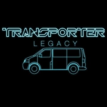Transporter Legacy by Noctography
