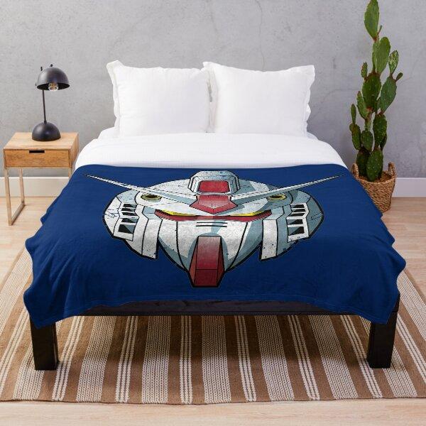 Gundam RX-78-2 Throw Blanket
