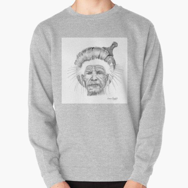 The Sun Queen Pullover Sweatshirt
