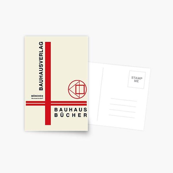 Bauhaus#15 Postcard