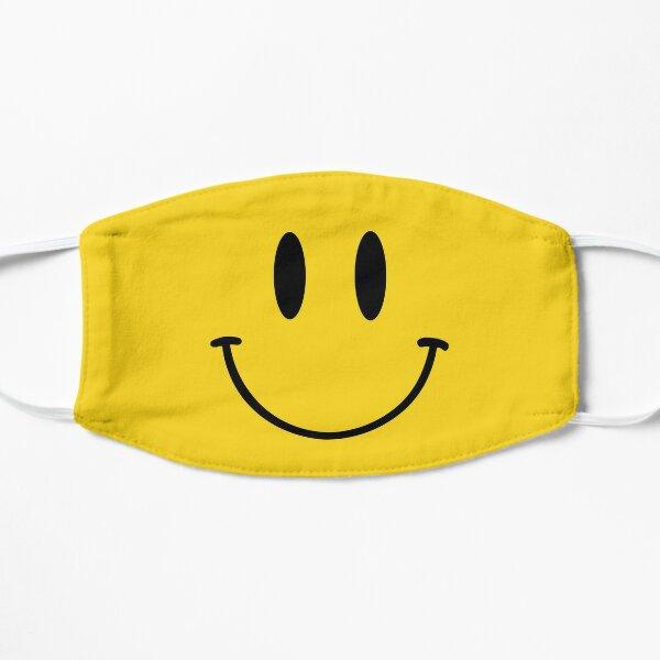 Classic Acid House Smile 2 Flat Mask