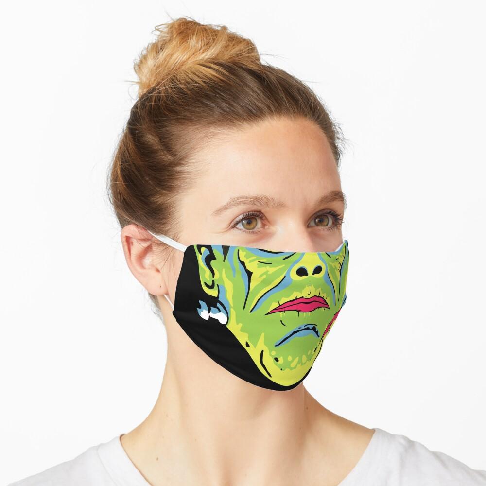 Retro Frankenstein Mask Mask