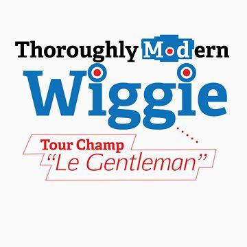 Bradley Wiggins - tour de france by mateyboy