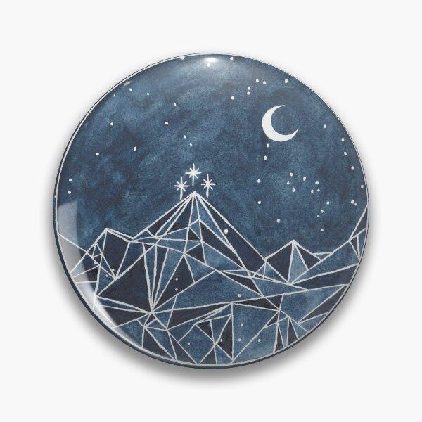 night court moon and stars Pin