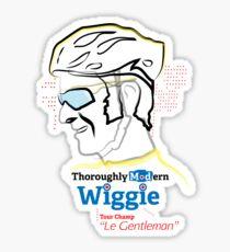 Bradley Wiggins - tour de france - Tour champion Sticker