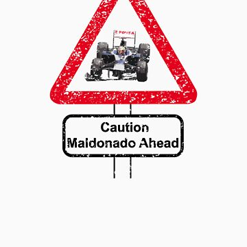 Caution Maldonado Ahead by wtf1