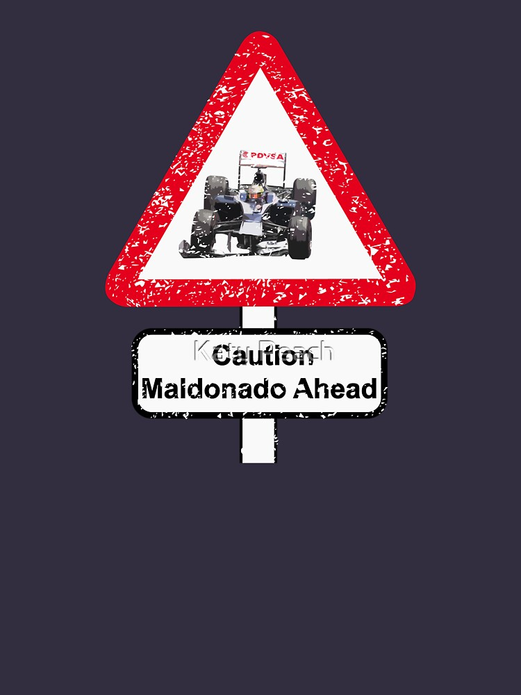 Caution Maldonado Ahead | Unisex T-Shirt