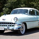 Chevy - Side View by John Thurgood