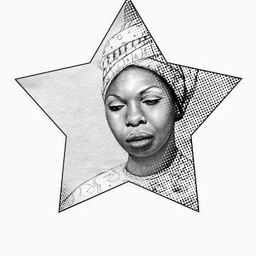 Nina Simone by markuskunschak