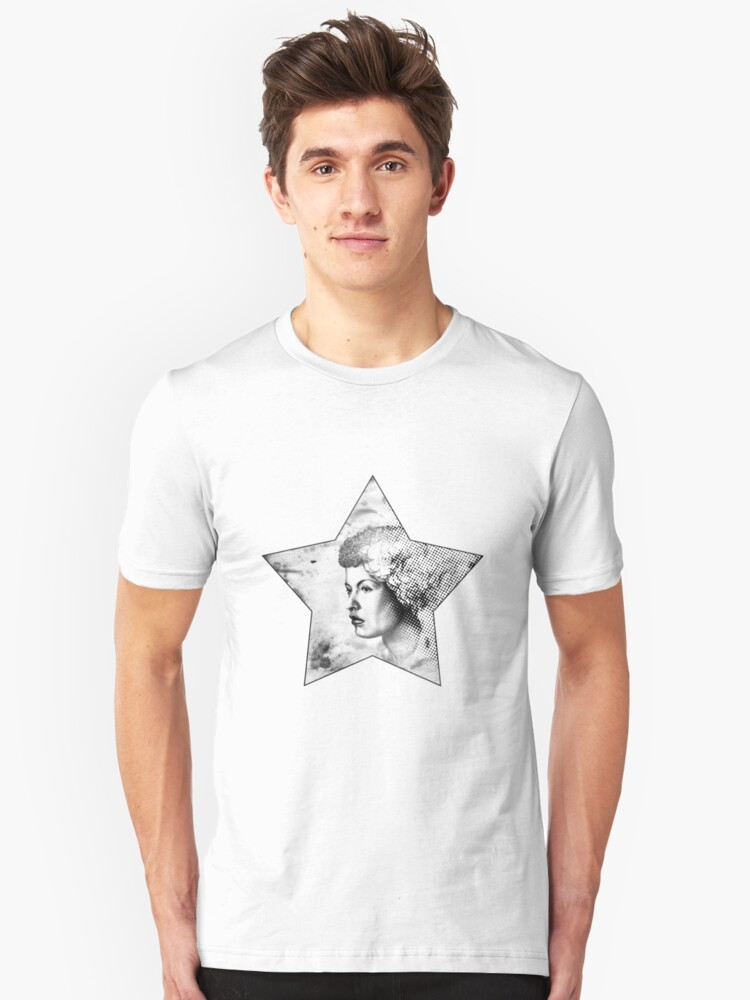Billie Holiday Unisex T-Shirt Front