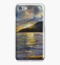 New Zealand Sunset iPhone Case/Skin