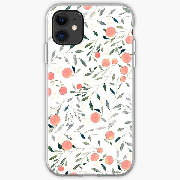 Peach Mania iPhone Soft Case