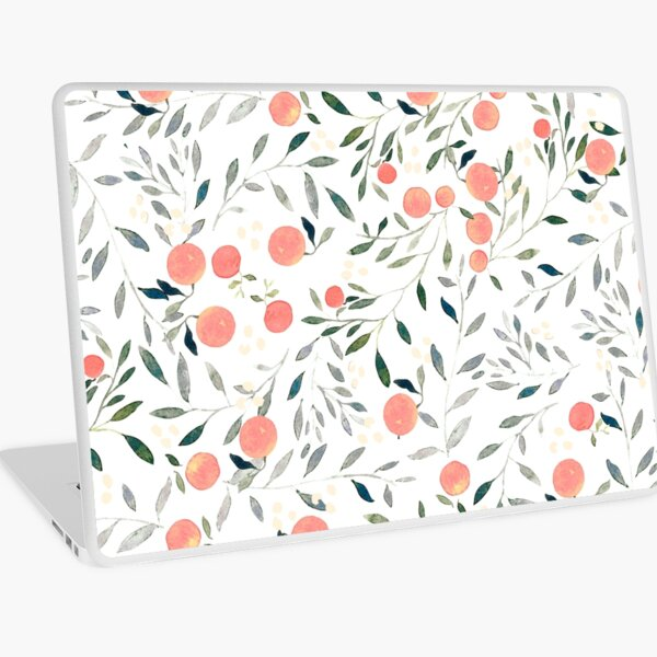 Peach Mania Laptop Skin