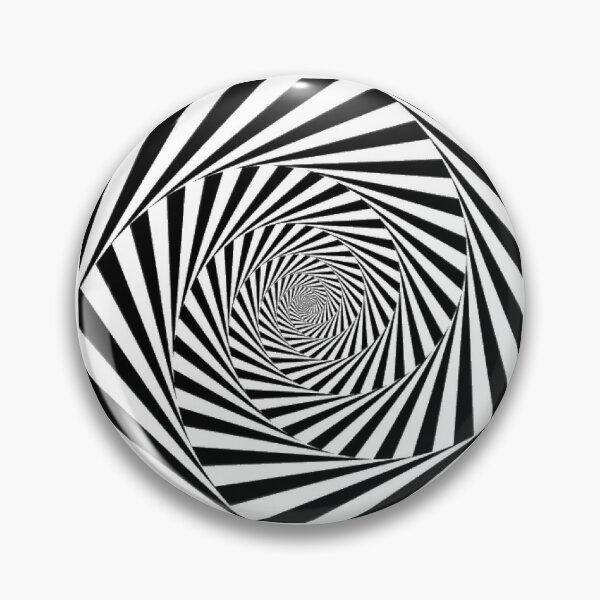 #Optical #Illusion #OpticalIllusion #VisualArt Black and White znamenski.redbubble.com Pin