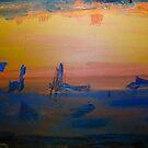 margate landscape  7/12 by tim norman