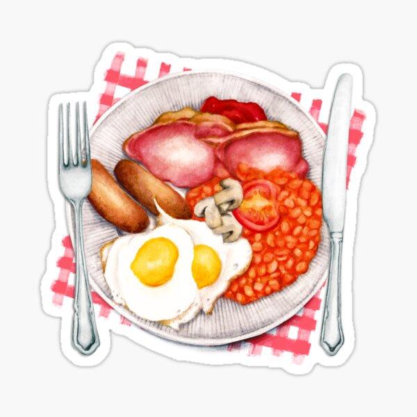 Full English - Fry Up Sticker